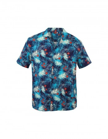 Chemise hawaïen en rayonne