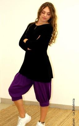 Pantalon ethnique femme