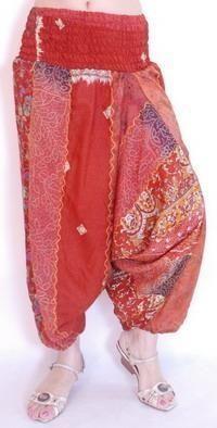 Vêtements en soie